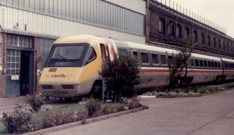 APT at Derby Open Day, 1982